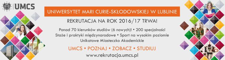 Reklama UMCS 1